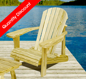 ADK Chairs Quantity Discount