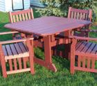 Quality Poly Lawn Furniture Collection