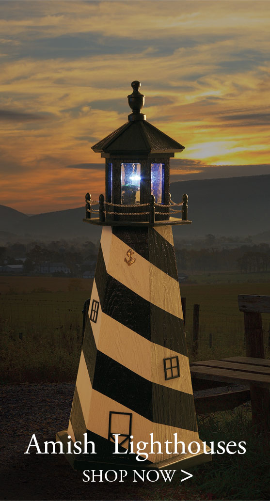 Amish Lighthouses