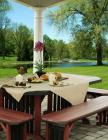 Finch Mission Patio Dining Collection