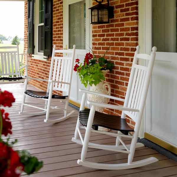 Amish Porch Rocking Chairs