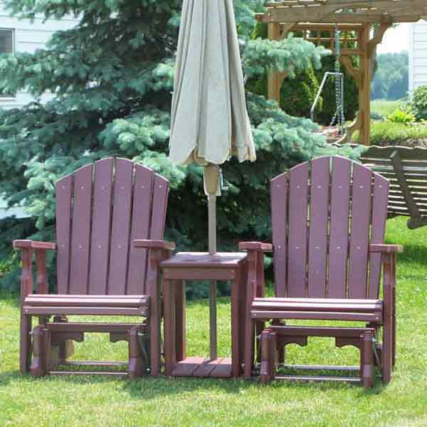 Amish Outdoor Settees